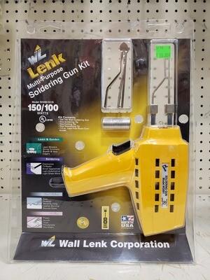 NEW Lenk 100/150w Soldering Gun Kit #3009