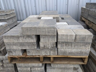 Pallet of Paver Stone #1242