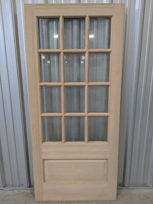 Spruce 12-lite Interior Door #1246