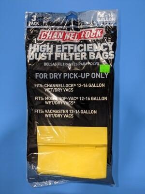High Efficiency Dust Filter Bag #1462