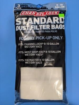 Standard Dust Filter Bags #1468