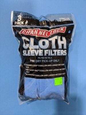 Cloth Sleeve Filters #1472