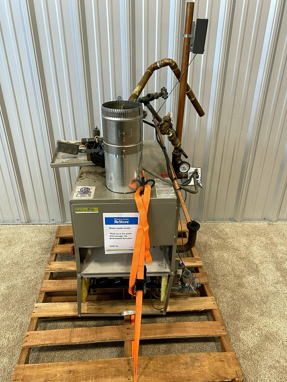 Water Heater Boiler #1546