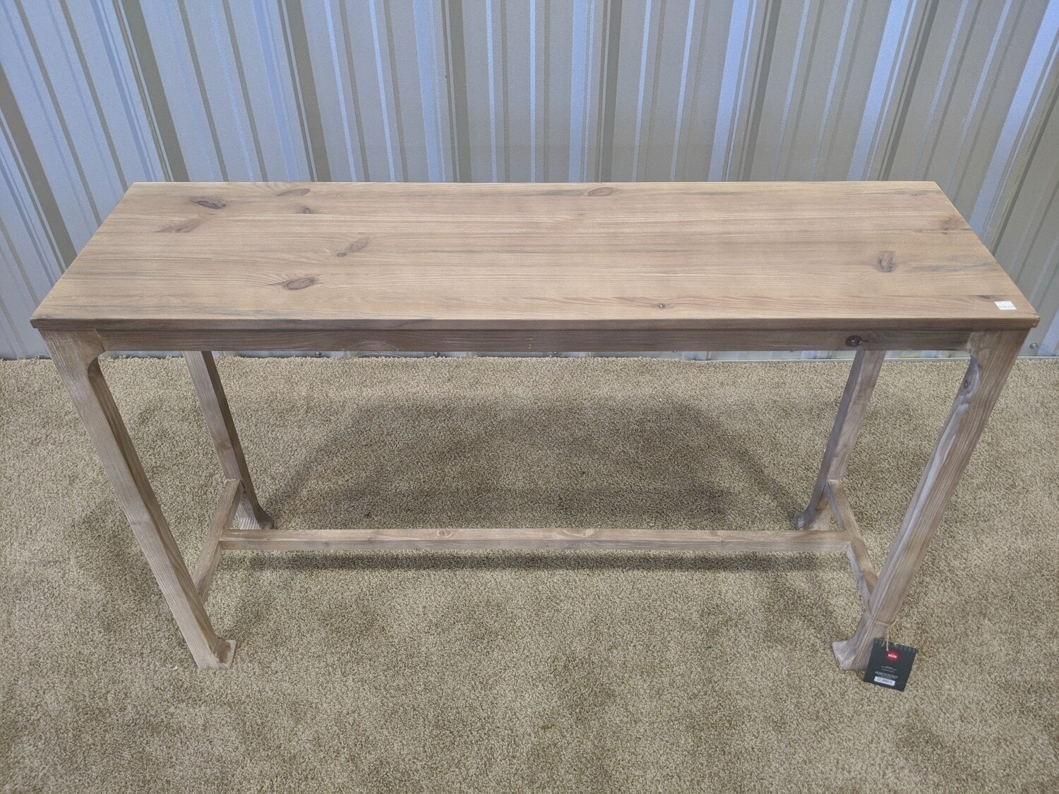 Belmont Shore Curved Foot Console Table #7057