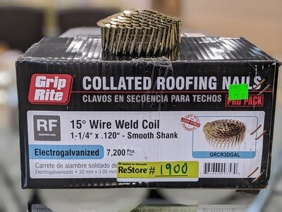 Collated Roofing Nails #1900
