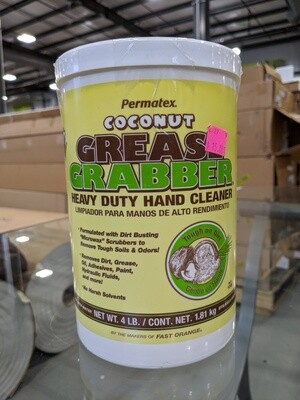 Permatex Coconut Grease Grabber Hand Cleaner #1924