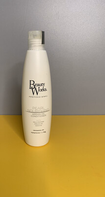 Beauty works Pearl Nourishing Argan Oil Conditioner 250ml