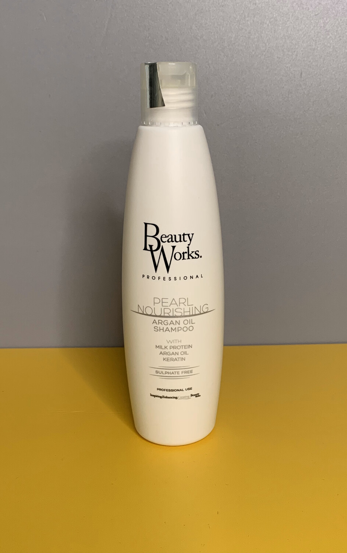 Beauty Works Pearl Nourishing Shampoo Sulphate free 250ml