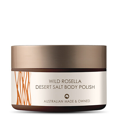 Li'tya - Wild Rosella Desert Salt Body Polish