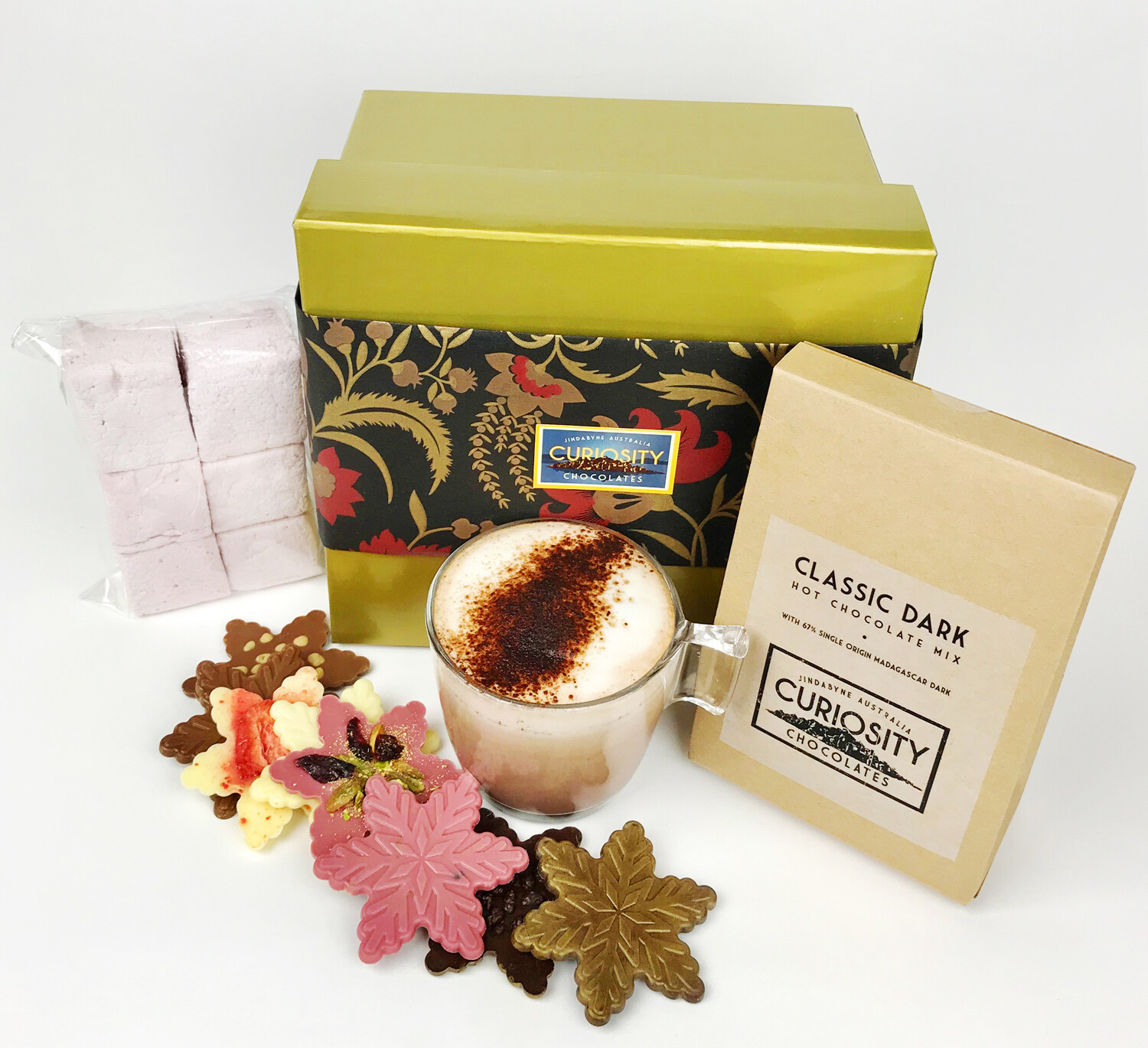 Hot Cocolate Gift Box