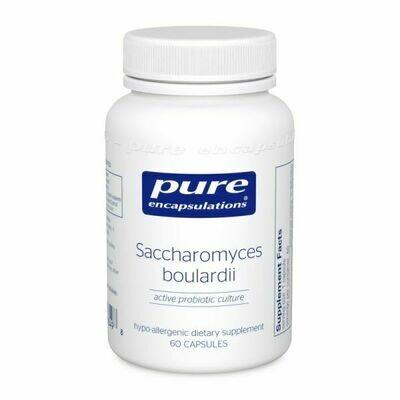 Saccharomyces Boulardii 60's