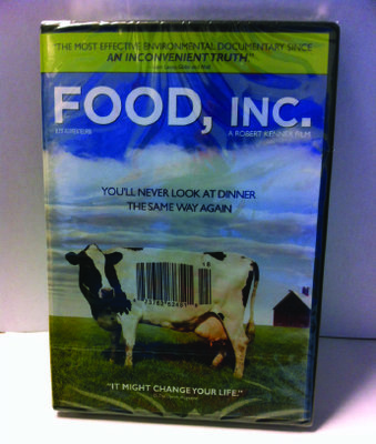 FOOD, INC, YOU'LL NEVER LOOK AT DINNER THE SAME AGAIN