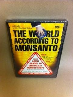The World According To Monsanto   DVD