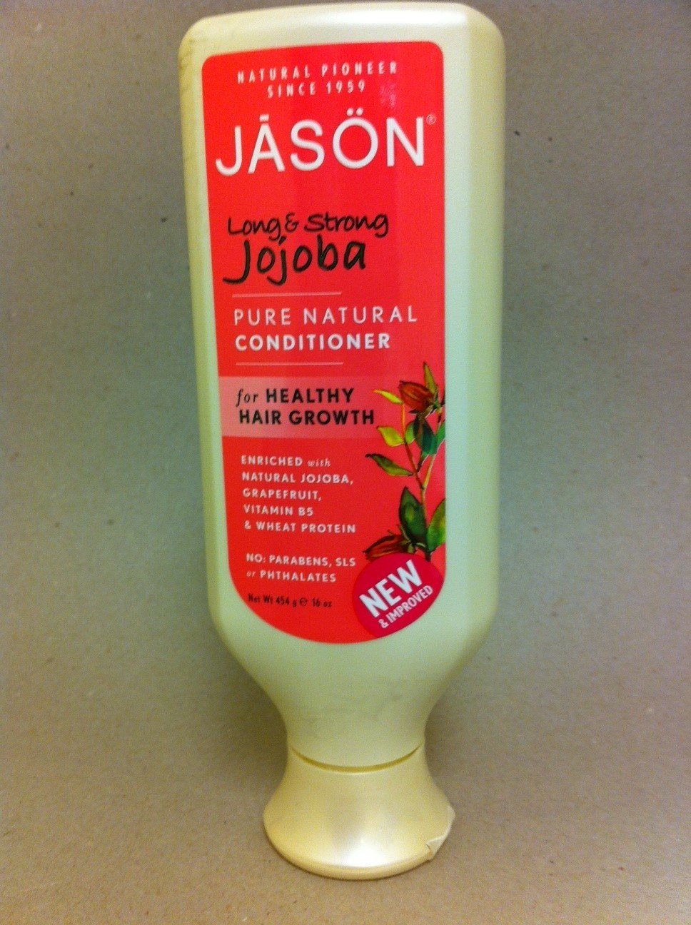 Jason Hair Conditioner, Pure and Natural