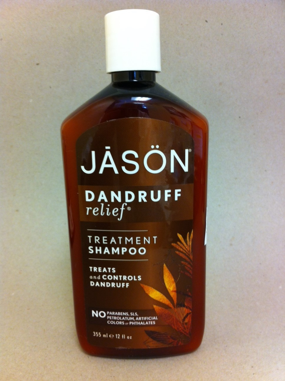 Jason Dandruff Relief Treatment Shampoo