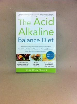 The Acid-Alkaline Balance Diet