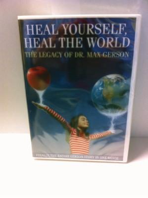 HEAL YOURSELF, HEAL THE WORLD  DVD