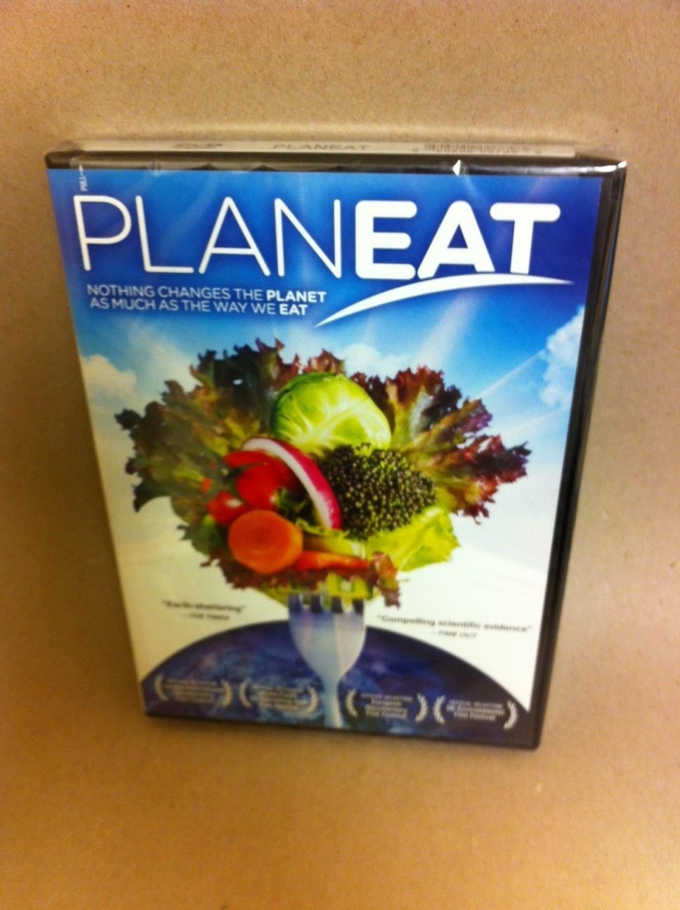 PLANEAT   DVD
