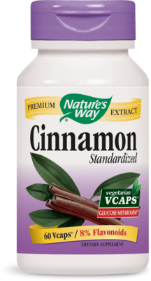 Cinnamon Standardized