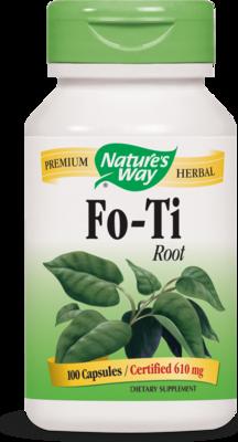 Fo-Ti Root