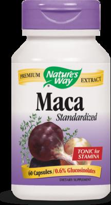 Maca Standardized
