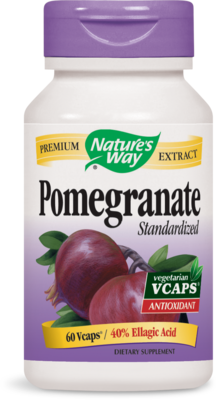 Pomegranate Standardized