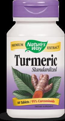 Turmeric Standardized   60 count