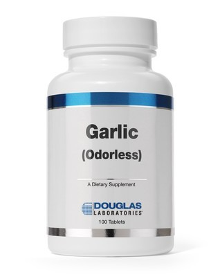Garlic (Odorless)