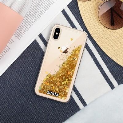 Cover Glitter iPhone