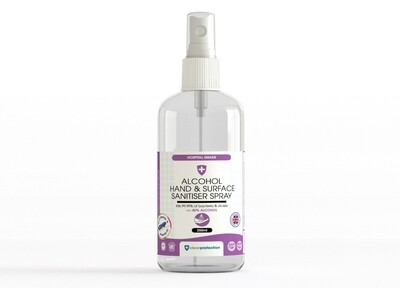 Alcohol Hand & Surface Sanitiser Spray - 300ml