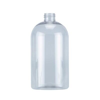 PET Bottle 500ml Clear 24mm