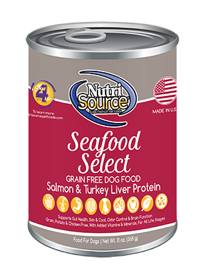TUFFYS NS GF SEAFOOD SELECT 13OZ