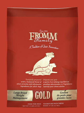 FROMM SO GOLD L/B WGT MGMT 33#