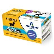 ANSWERS GOAT CHEESE BLUEBERRY TREAT 8oz
