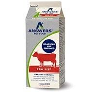 ANSWERS XXX STRAIGHT BEEF 4#