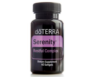 DOTERRA SERENITY SOFTGEL