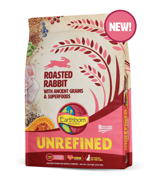 MPF UNREFINED RABBIT 4#