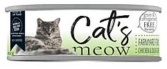 DAVES CAT MEOW FARMYARD FOWL 5.5oz
