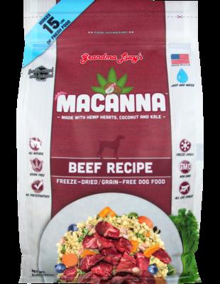 GRANDMA LUCYS MAC BEEF 3#