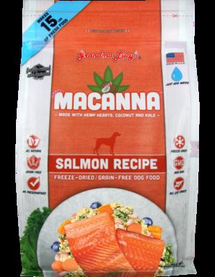 GRANDMA LUCYS MAC SALMON 3#