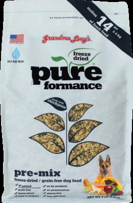 GRANDMA LUCYS PURE PREMIX 8#
