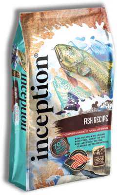 PG INCEPTION FISH 4#