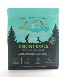 JIMINYS CRICKET CRAVE 3.5#