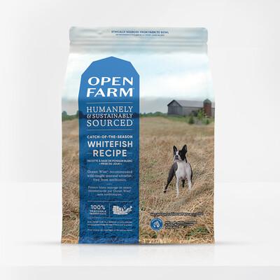 OPEN FARM DOG GF WFISH 24#