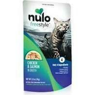 NULO CAT CHX/SALM 2.8oz POUCH