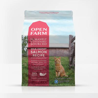 OPEN FARM CAT GF SALMON 4#