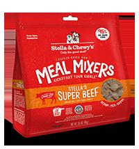 S&C FD MEAL MIXER BEEF 18OZ