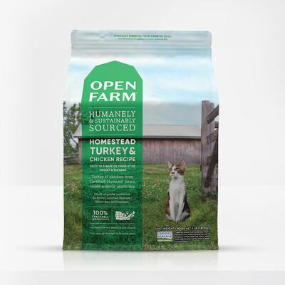 OPEN FARM CAT GF TKY/CKN 4#
