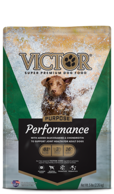 VICTOR PERFORMANCE W/GLCSMINE 40
