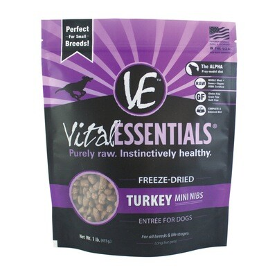 VE FD TURKEY MINI NIBS 1#